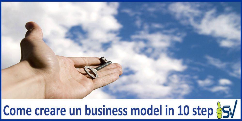 Inizia con un modello di business plan